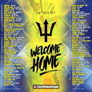 VA-Dj WhaGwaan - Welcome Home (Promo Cd) 2017