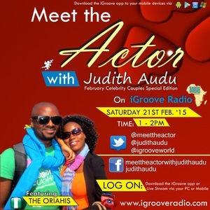 Meet The Actor Interview with The ORIAHIS