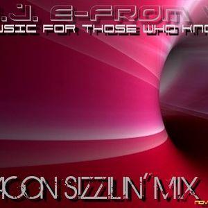 D.J. E-FROM V. - The Bacon Sizzilin' Mix (Vocal Trance Mix) Nov 2010