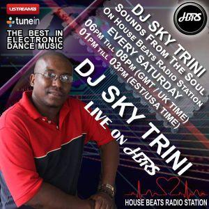 DJ Sky Trini Presents Sounds From The Soul Live On HBRS  21 - 10  -17