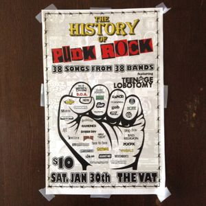 The History of Punk Rock!