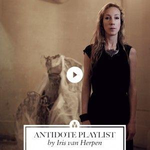 Antidote Playlist by Iris Van Herpen.