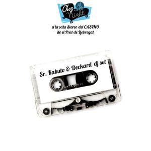 Deckard dj session CHEZ NIGHT#1 03 Nov'12