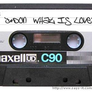 J-Don  -  What is Love?  (final lick)