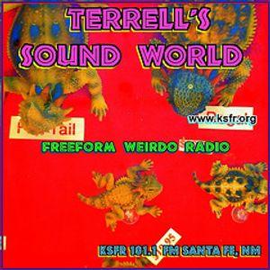 Terrell's Sound World 5-27-12
