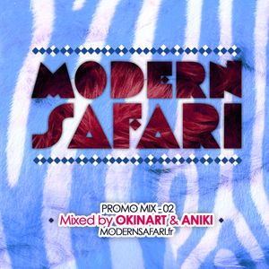 PromoMix02 - MODERN SAFARI - 24th July - LA JAVA