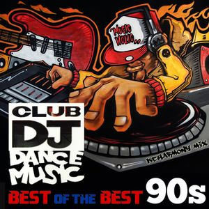 Best Club DJ Dance Music 90's (KCHarmony Mix)
