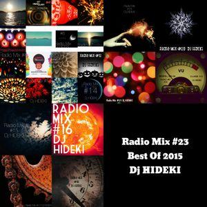Radio Mix #23 Best of 2015 Type A