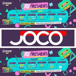 JOCO - live from Coalition Reading (UK) 09.01.18