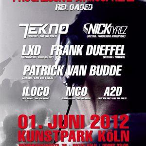 Patrick van Budde @ Save Our Souls meets Progressive Atmosphere: Reloaded (01.06.2012)