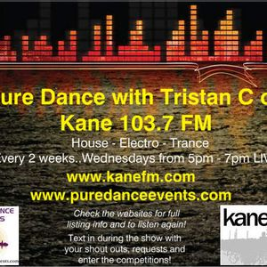 KFPM: Pure Dance on Kane FM with Tristan C 20th June 2012