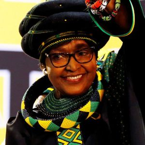 Tribute to Winnie Mandela -  Afrika Revisited Apr 7, 2018