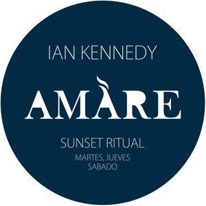 Ian Kennedy Sunset Ritual at Amare Ibiza 4th July 2019