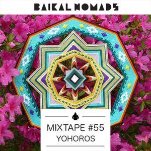 Mixtape #55 by Yohoros
