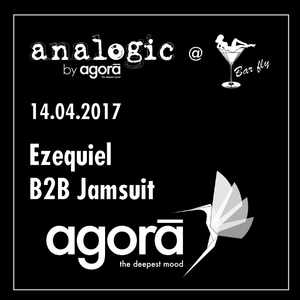 Ezequiel B2B Jamsuit / #analogic @ bar FLY / 14.04.2017
