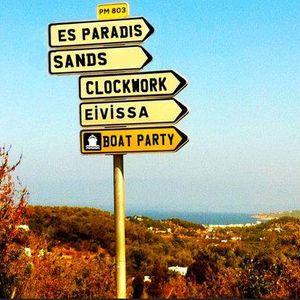 2 Good Souls Clockwork Orange 2014 @ Sands Ibiza Pre-Party Mix with Advert. Treble Cool.
