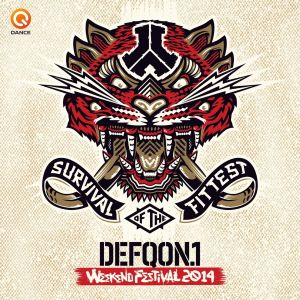 Humanoise & Denza @ Defqon.1 2014 Orange (Afterparty)