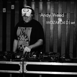 Andy Weed - MOZAIK04 / 2011.11.11
