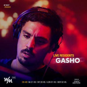 WM Live Residents Feat. Gasho