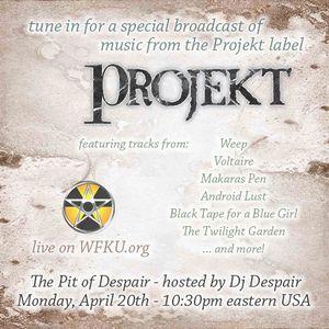 Pit of Despair - Projekt show