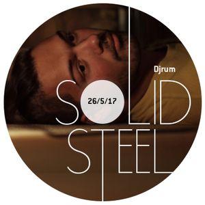 Solid Steel Radio Show 26/5/2017 Hour 1 - Djrum