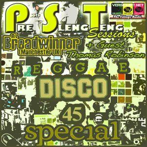 "12"" & 10"" vinyl Discomix special - Al Breadwinner & Thomas Robinson"