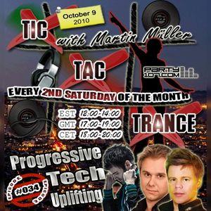 Tic Tac Trance #034