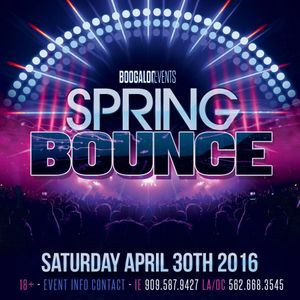 Spring Bounce Mix