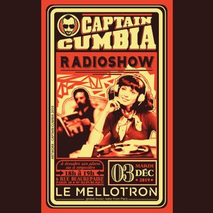Captain Cumbia Radio Show #59
