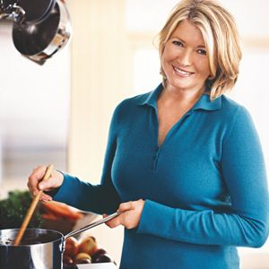 #5: Martha Stewart