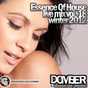 Essence of House vol. 18