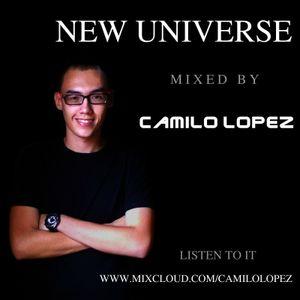 Camilo Lopez - New Universe 021