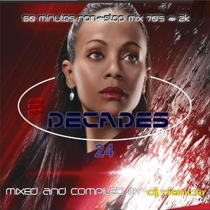 5 DECADES #24 Mixed By Dj Danco (70's - 80's - 90's - 2k's)