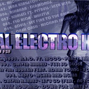 TOTAL ELECTRO HITS