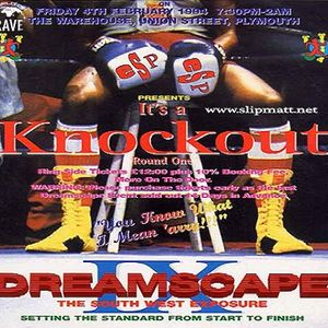 Dj Ratty & MC Conrad @ Dreamscape IX - The Warehouse Plymouth - 04.02.1994