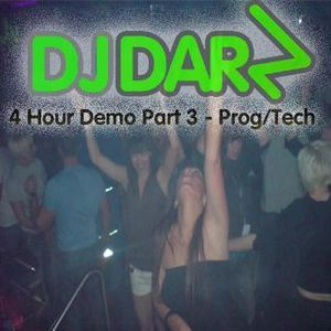 DJ Darz - 4 Hour Club Mix Demo (Summer 2007 Part 3 Progressive/Tech House)