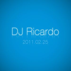 DJ Ricardo - 2011.02.25