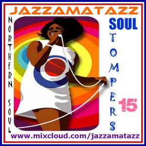 SOUL STOMPERS 15 = The Marvalettes, Trammps, Pointer Sisters, Tavares, Misty Moore, Lorraine Ellison