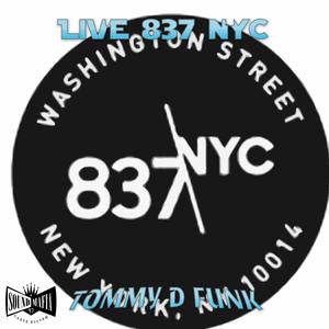 #97 LIVE 837 NYC
