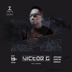 Victor G - Live @ Jenja Jakarta 19 Nov 2016