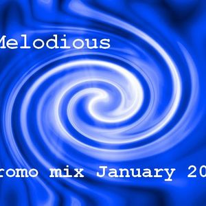 Melodious - Promo Mix January 2012
