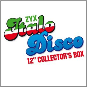 ZYX Italo Disco - 12'' Hits Compilation