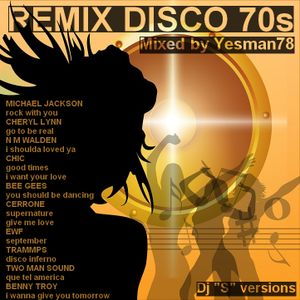 REMIX DISCO 70s (Michael Jackson,Cheryl Lynn,Chic,Bee Gees,Cerrone