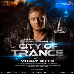 Vitaly Otto— City ofTrance 035
