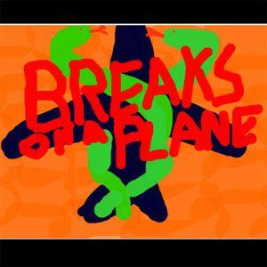 breaks on a plane