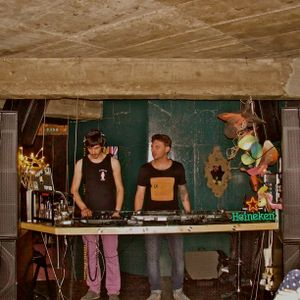 Algorithm - NoHeads & Friends Party - recorded live at Culture Beat