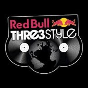Red Bull Thre3style set