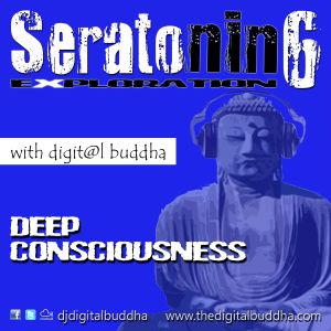 "Seratonin Exploration 6 ""Deep Consciousness"" - digit@l buddha"