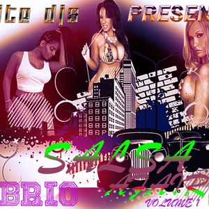 SALSA AFFAIR VOLUME 1 DJ BRIO