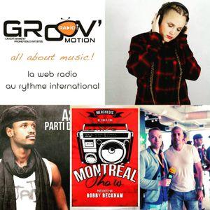 Le retour avec Bobby Beckham - 21-06-2017 - IAM -Lor'A Yeniche  - ASKIM - GroovMotion canada